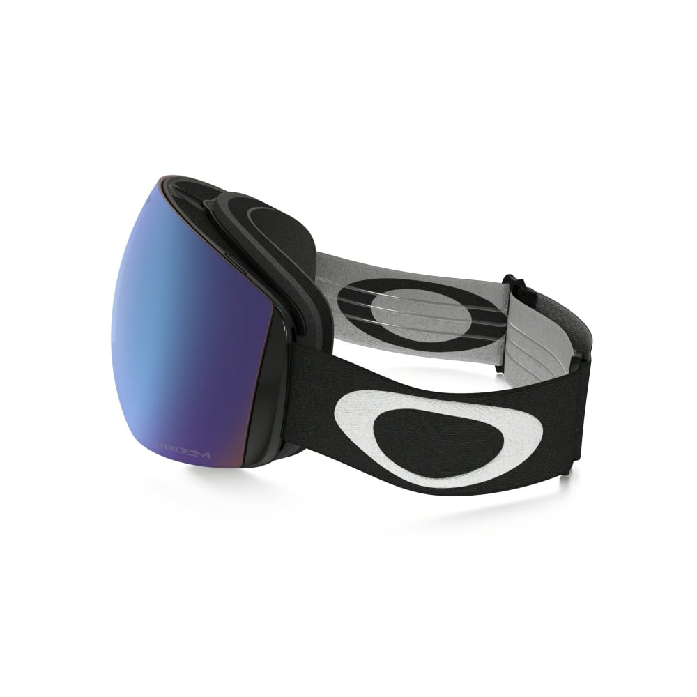 a80ab7aef7f Prizm Oakley Flight Deck XM Snow Goggles Matte Black OO7064-41