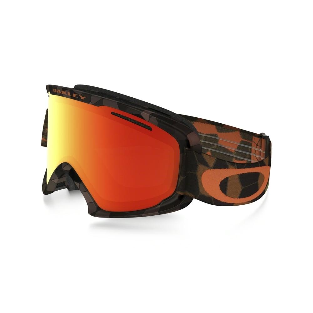 6016e93ba1b Oakley O2 XM Snow Goggle Cell Blocked Copper Orange OO7066-28