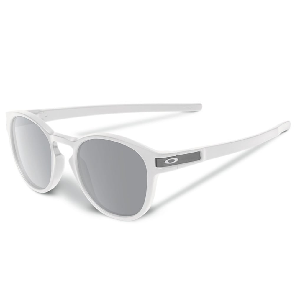 daf6e5eabdb Oakley Latch Sunglasses Matte White OO9265-16