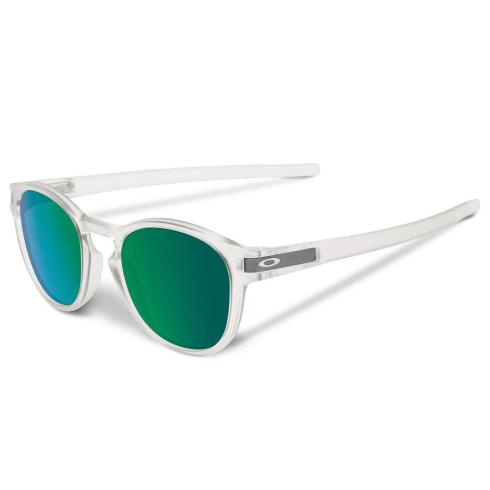 5f0953195ed87 Oakley Latch Sunglasses Matte Clear OO9265-13