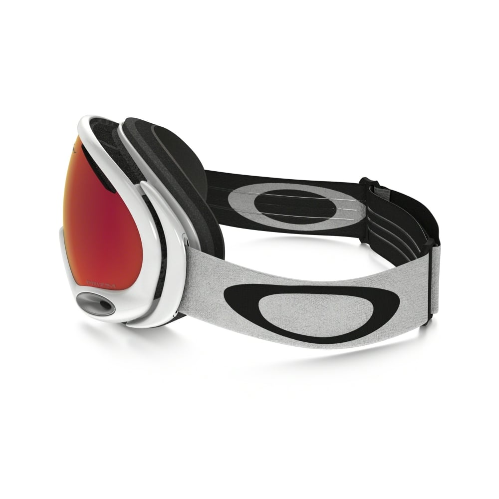783f1fe7fb3 Prizm Oakley A Frame 2.0 Snow Goggle Polished White OO7044-50