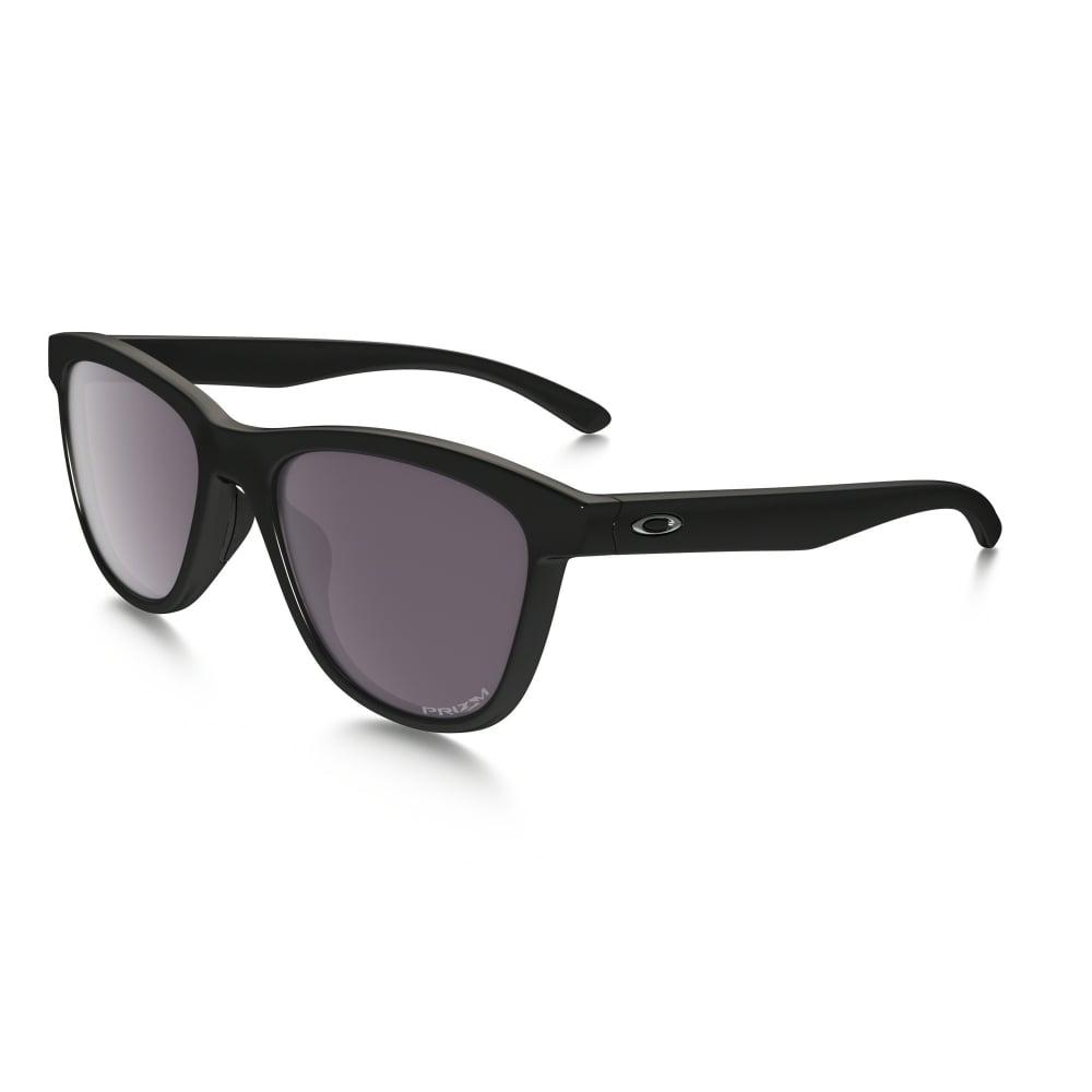 b528da0b1d Polarized Oakley Prizm Moonlighter Sunglasses Polished Black OO9320-08
