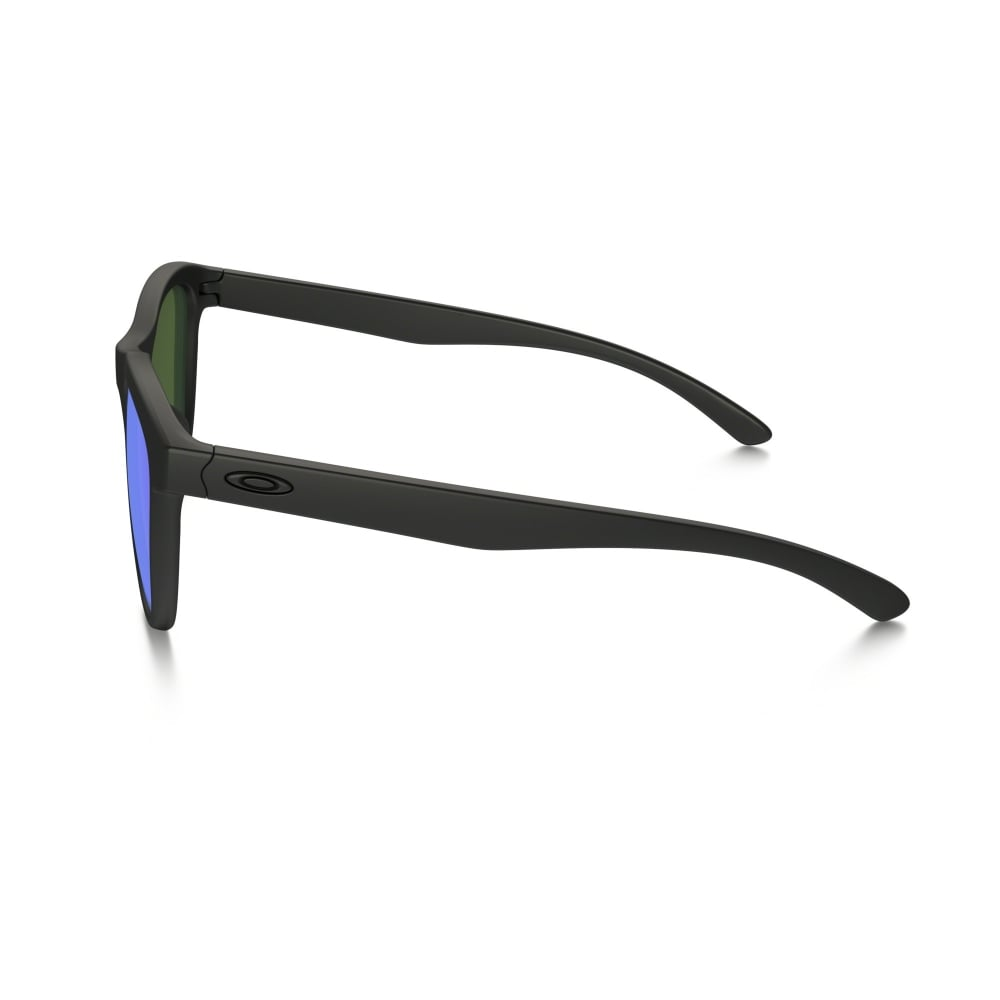 b360dc6ccdf2d Polarized Oakley Moonlighter Sunglasses Matte Black OO9320-09
