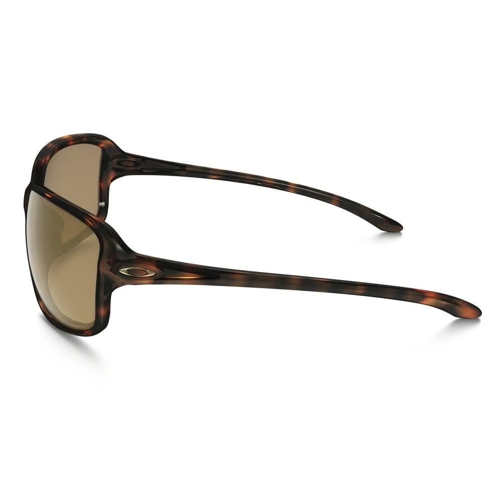 bc5fd1167834f Polarized Oakley Cohort Sunglasses Tortoise OO9301-05