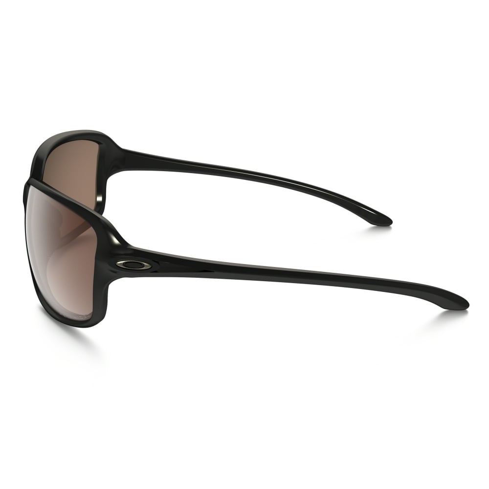 2bc1bcdd02 Polarized Oakley Cohort Sunglasses Polished Black OO9301-06