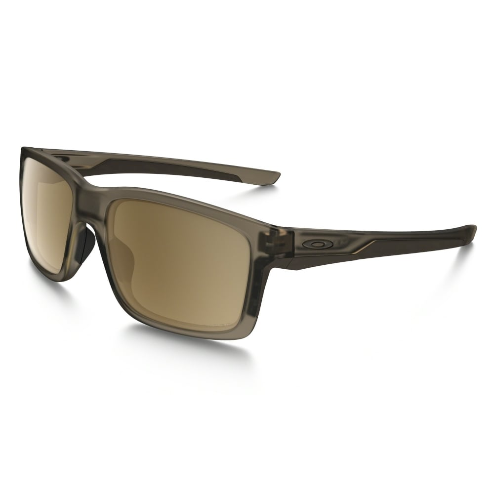 4af05f7711b Polarized Oakley Mainlink Sunglasses Matte Sepia OO9264-06