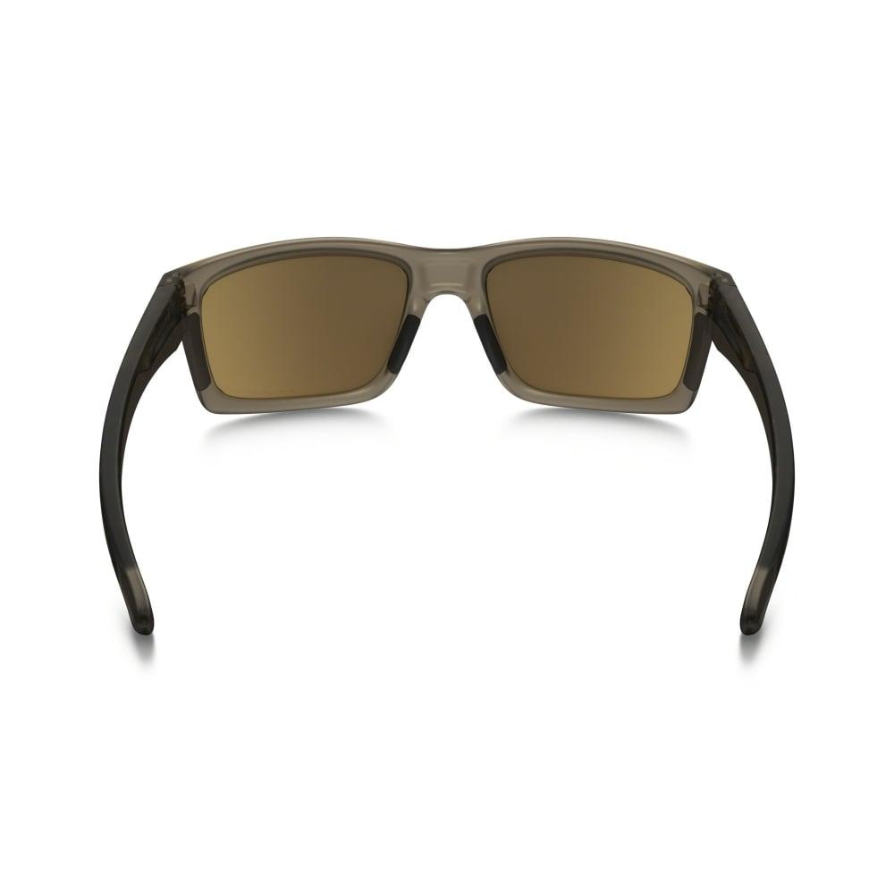 631ec015d9b Polarized Oakley Mainlink Sunglasses Matte Sepia OO9264-06
