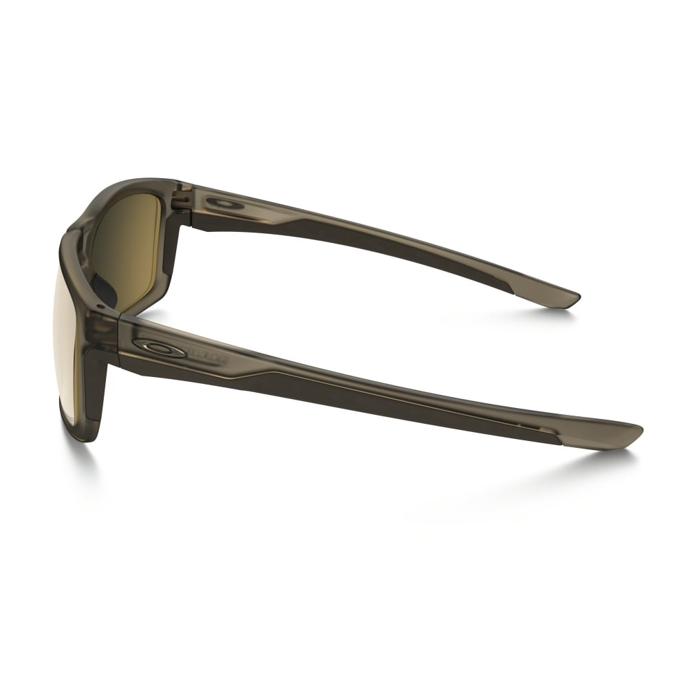 86a190949e Polarized Oakley Mainlink Sunglasses Matte Sepia OO9264-06