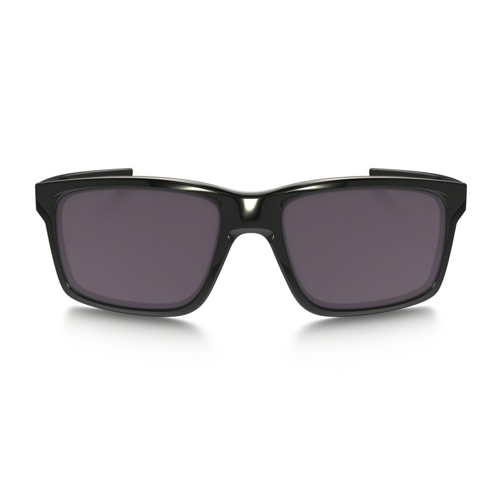 6b44c7c746634 Polarized Oakley Prizm Mainlink Sunglasses Polished Black OO9264-08