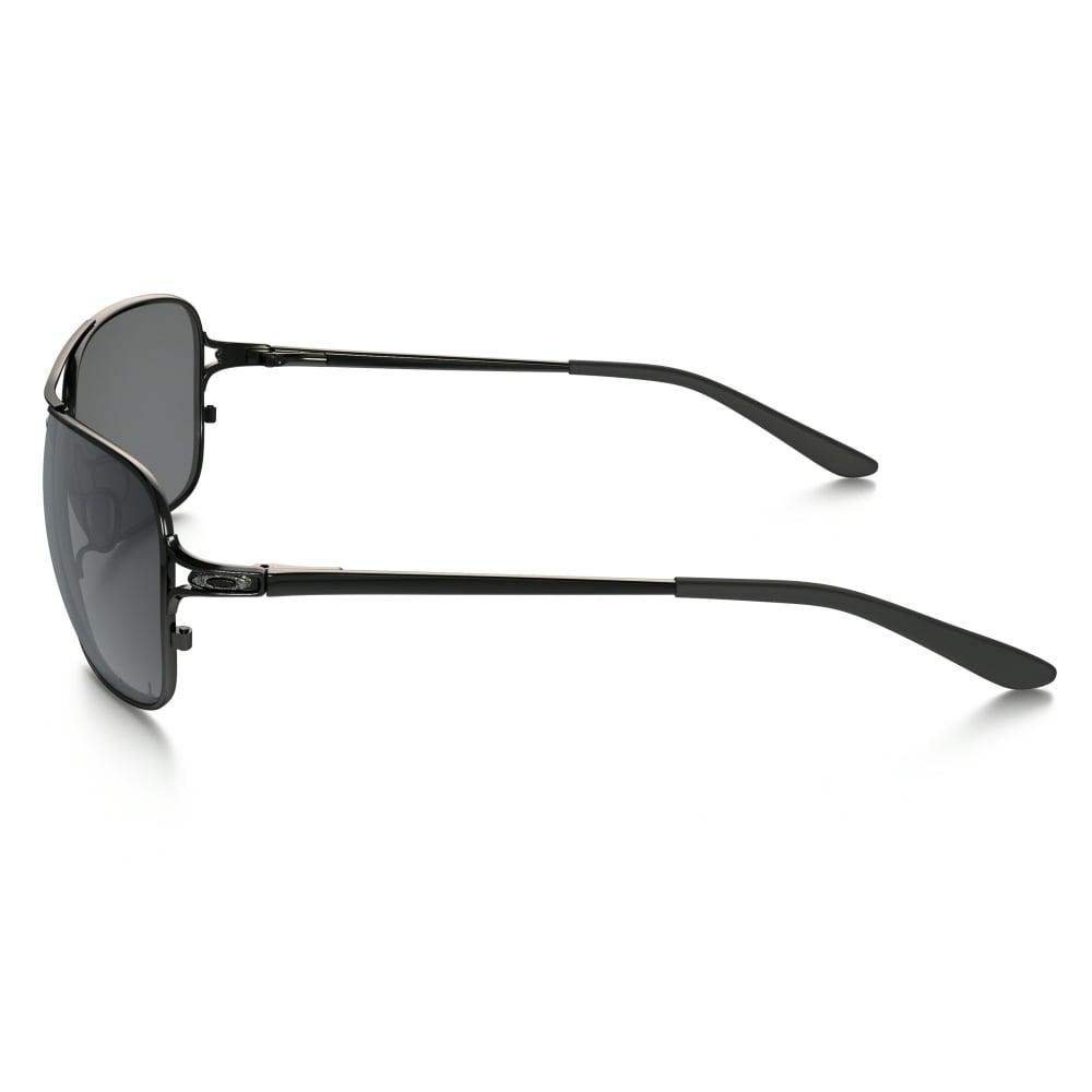 a2f2744fbc6 Polarized Oakley Conquest Sunglasses Polished Black OO4101-04