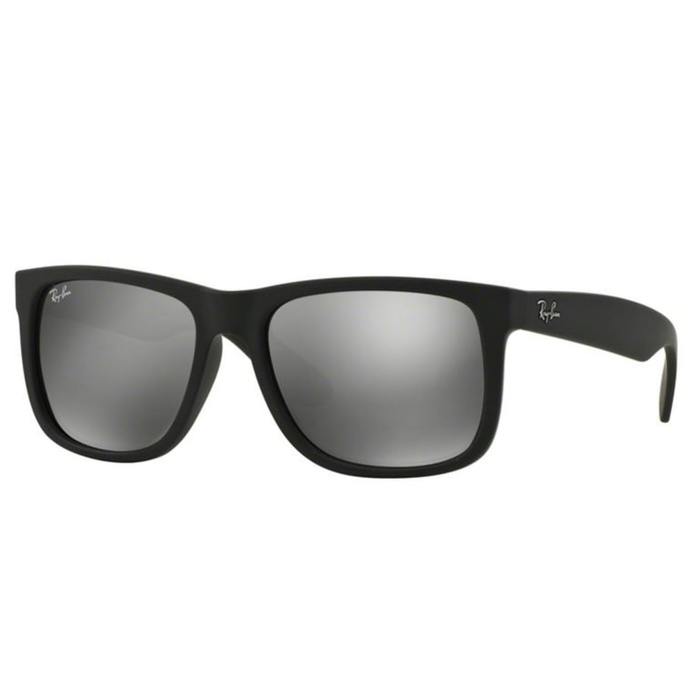 c09ca0e99a Ray-Ban Justin Color Mix Sunglasses Rubber Black RB4165 622 6G