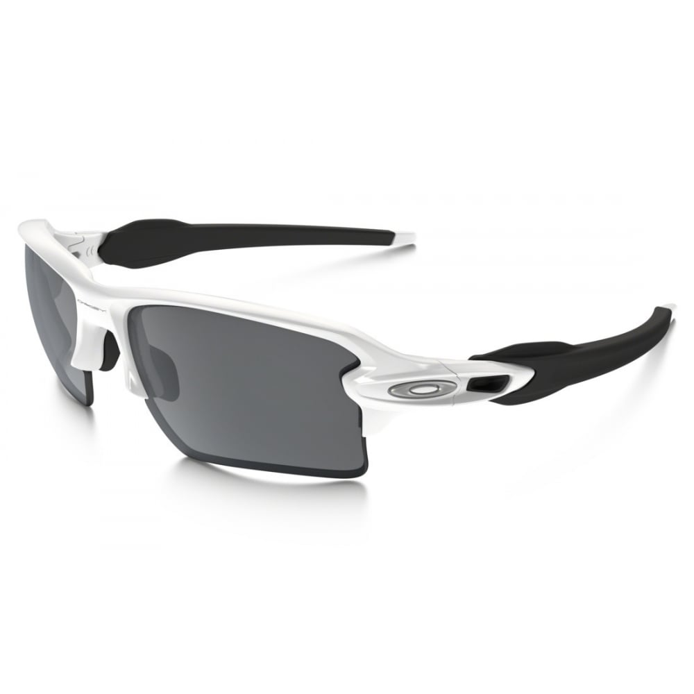 c5baec78d8227 Oakley Flak 2.0 XL Sunglasses Polished White OO9188-54