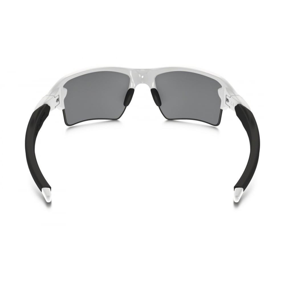 fce97bf08a5 Oakley Flak 2.0 XL Sunglasses Polished White OO9188-54