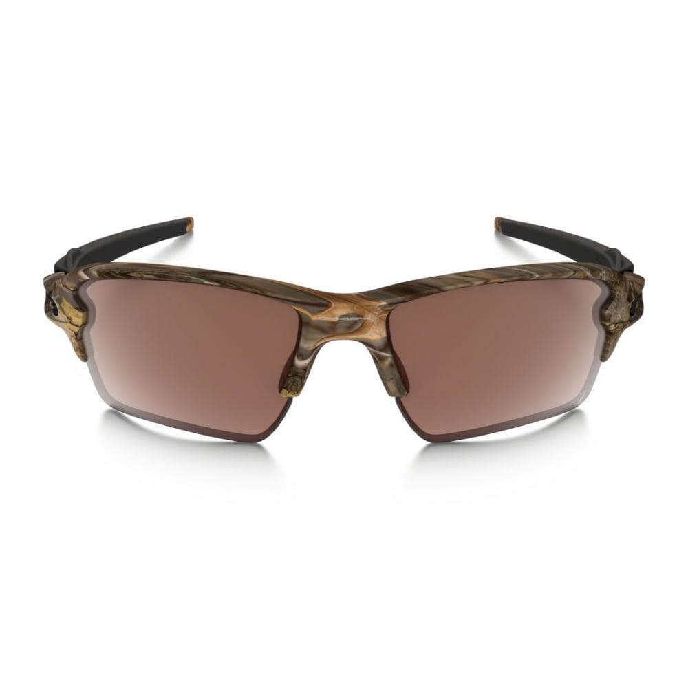 aeb0f0422a9 Oakley Flak 2.0 XL Sunglasses Woodland Camoflague OO9188-55