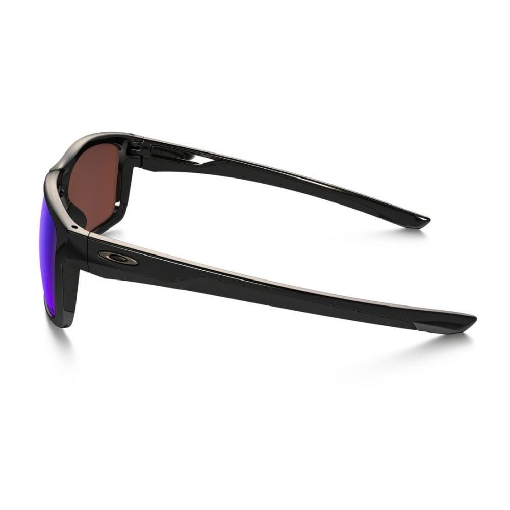 1ca47a984a Polarized Oakley Prizm Mainlink Sunglasses Polished Black OO9264-21
