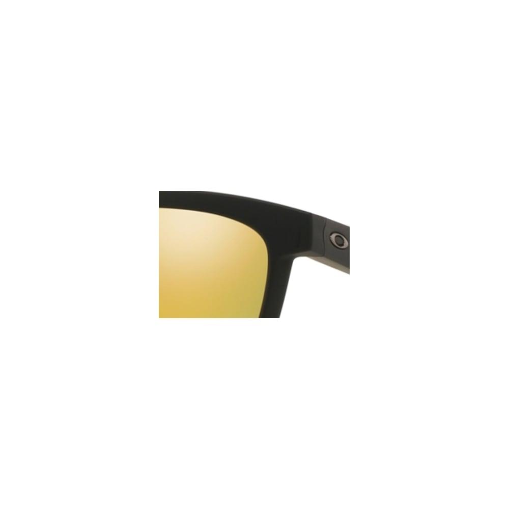 8cfd4982c5 Polarized Oakley Moonlighter Sunglasses Matte Black OO9320-10