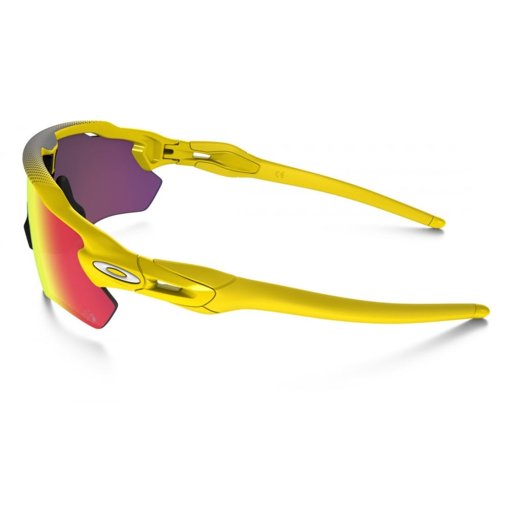 6dd8247d4a Oakley Prizm Radar EV Path Sunglasses Team Yellow