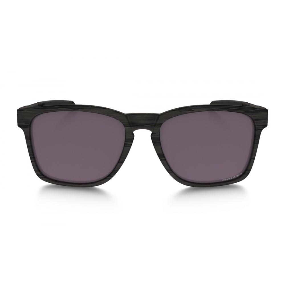 87bac22601 Polarized Oakley Prizm Catalyst Sunglasses Woodgrain OO9272-20