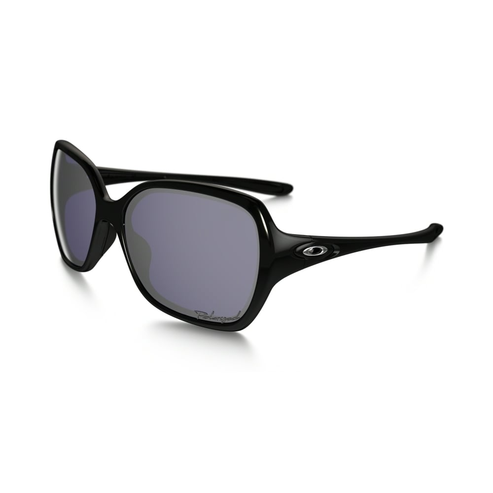 37f46761f9 Polarized Oakley Womens Overtime Sunglasses Polished Black OO9167-07