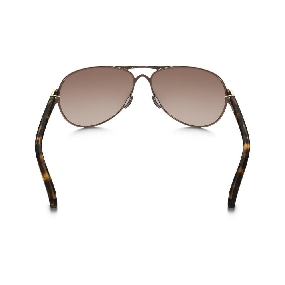 9df419e140 Oakley Feedback Sunglasses Rose Gold OO4079-01
