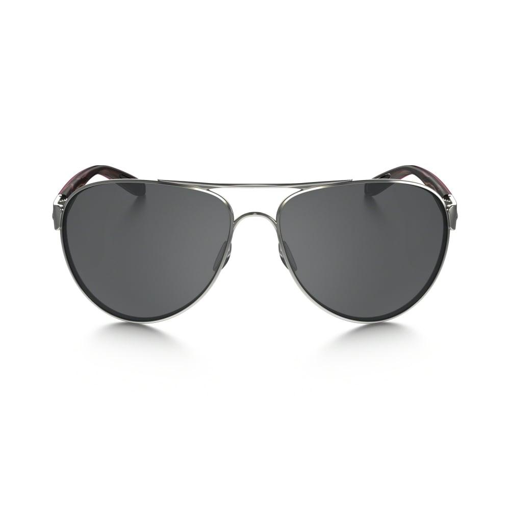 4e7ff17829 Oakley Disclosure Sunglasses Polished Black Ice OO4110-03