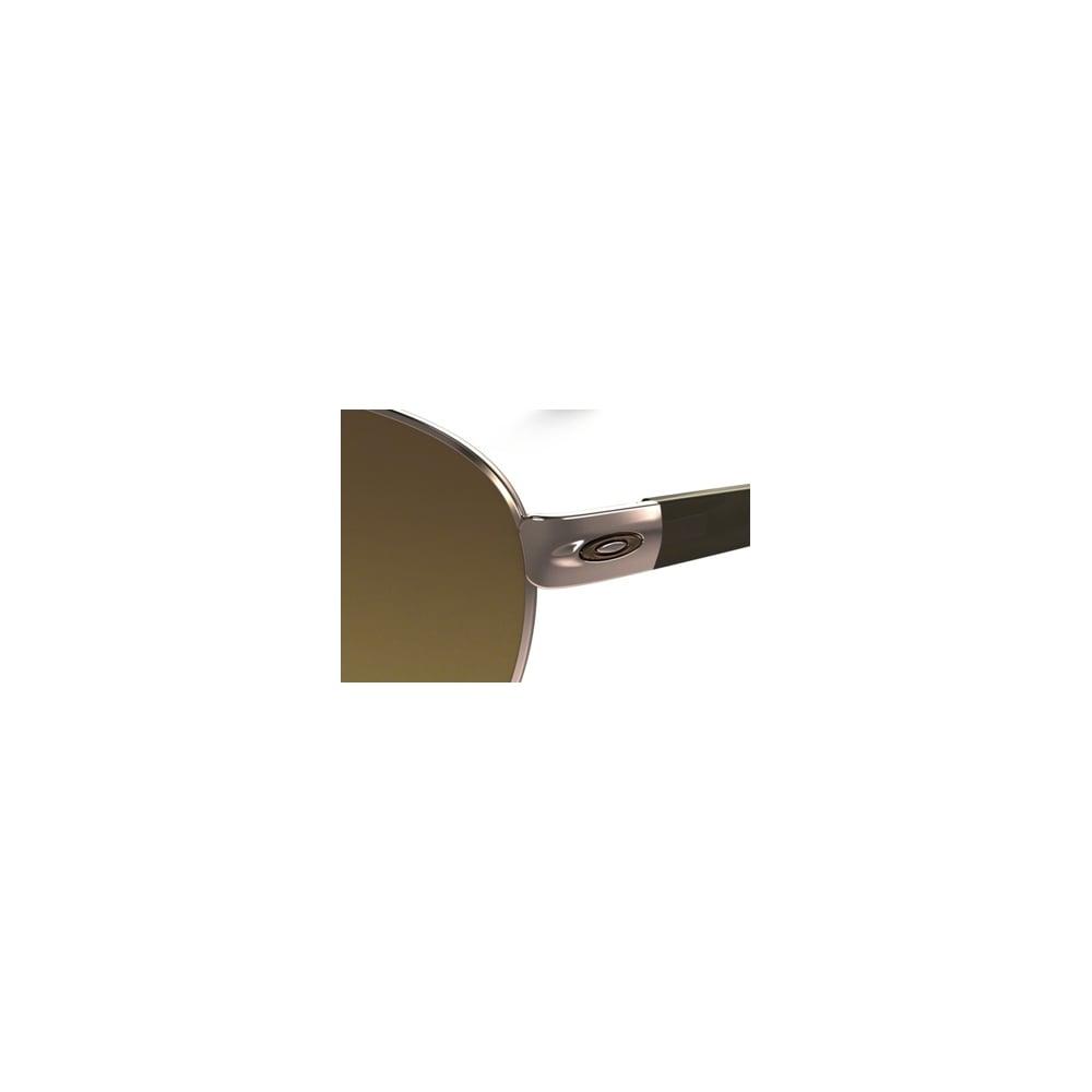 657b60e92c Polarized Oakley Disclosure Sunglasses Rose Gold OO4110-05