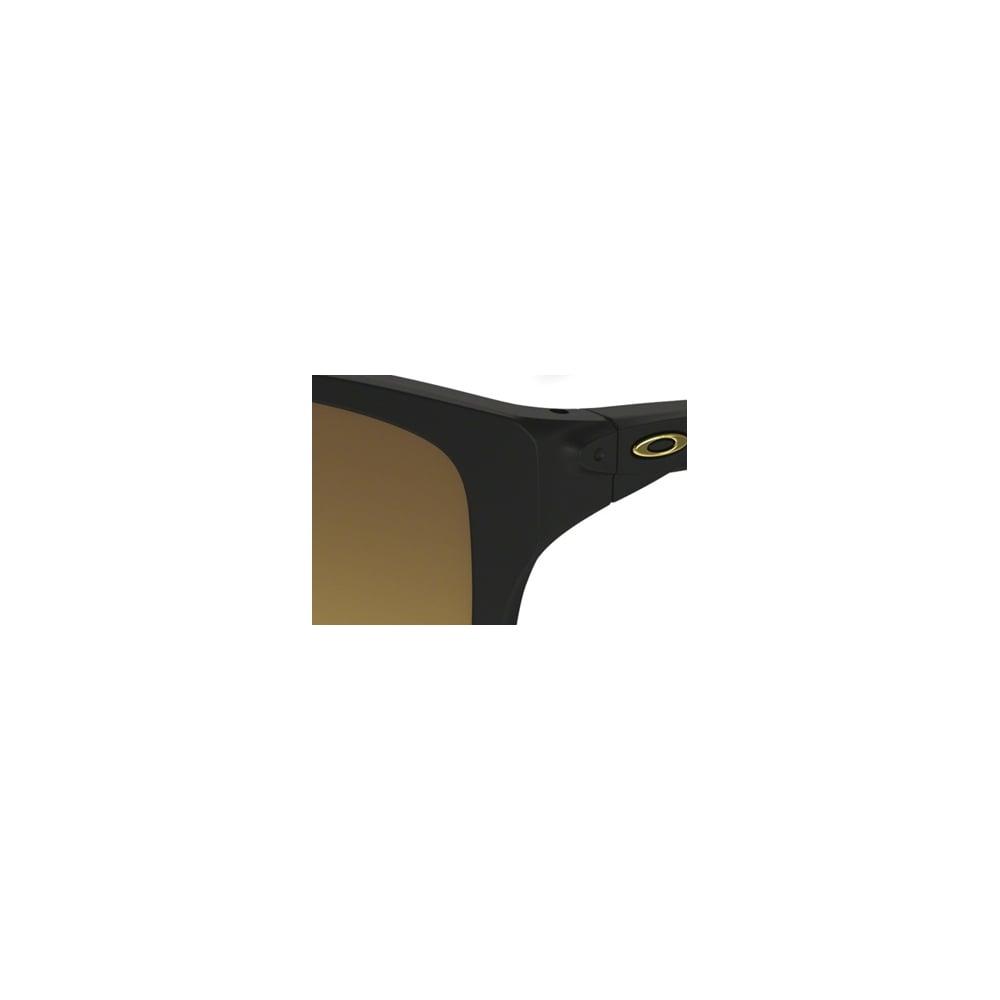 1fef1bbe374 Polarized Oakley Hold On Sunglasses Matte Black OO9298-01