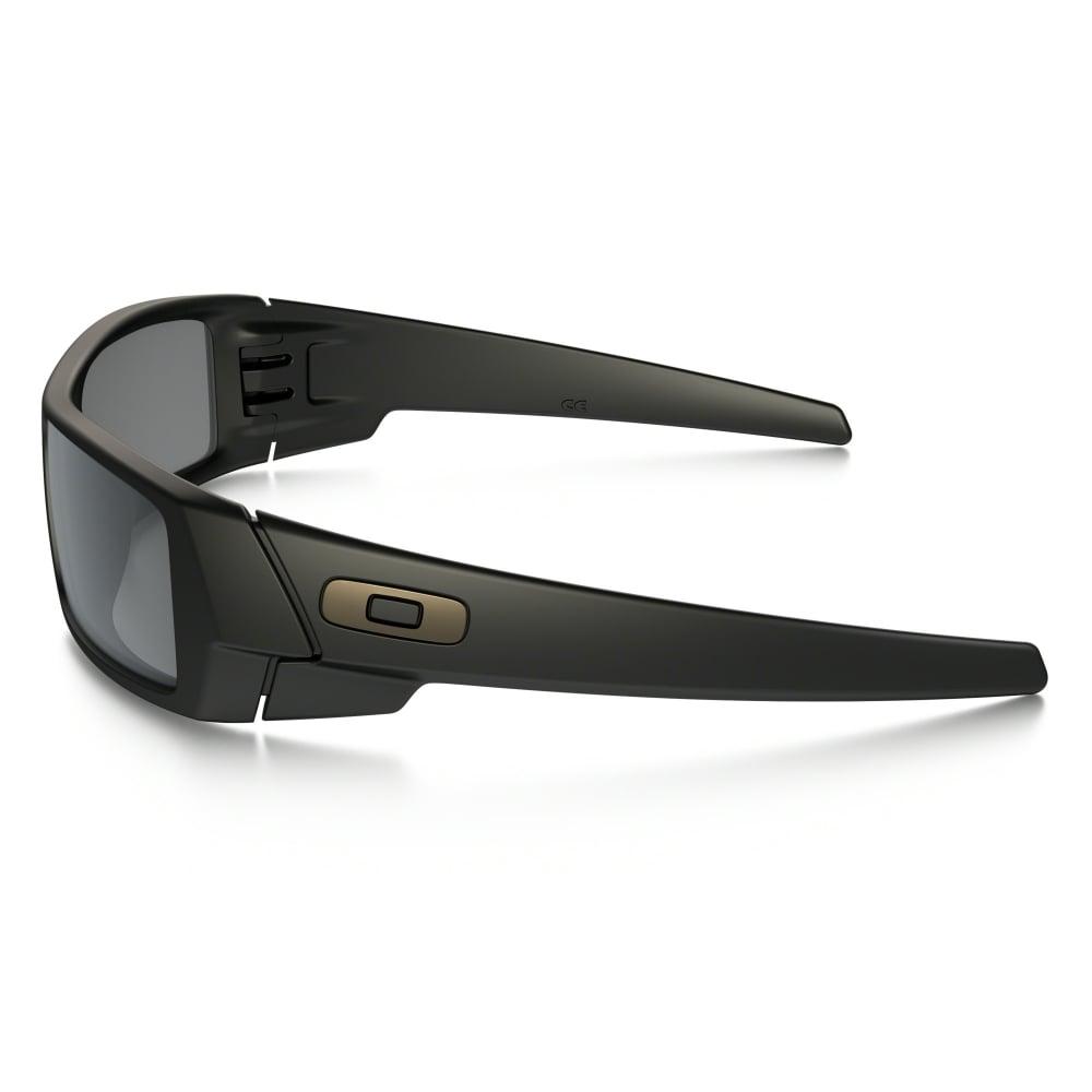 9cff036f59 Oakley Gascan Sunglasses Matte Black 24-435