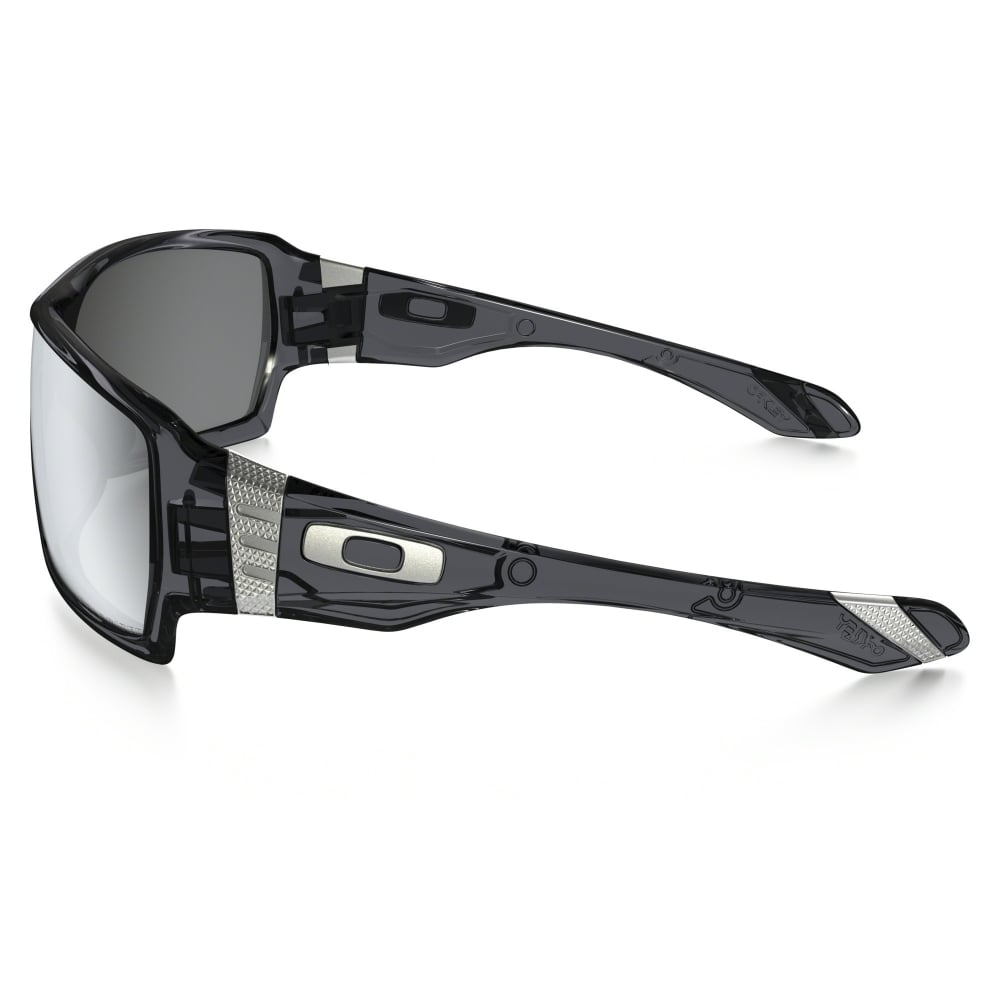 edcbaf808e Polarized Oakley Offshoot Sunglasses Crystal Black OO9190-05