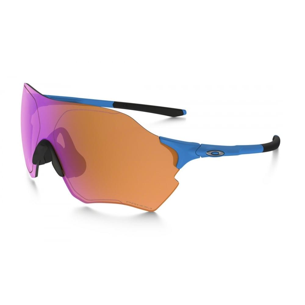 c594bdf61a2 Oakley Prizm EVZero Range Sunglasses Matte Sky Blue OO9327-05