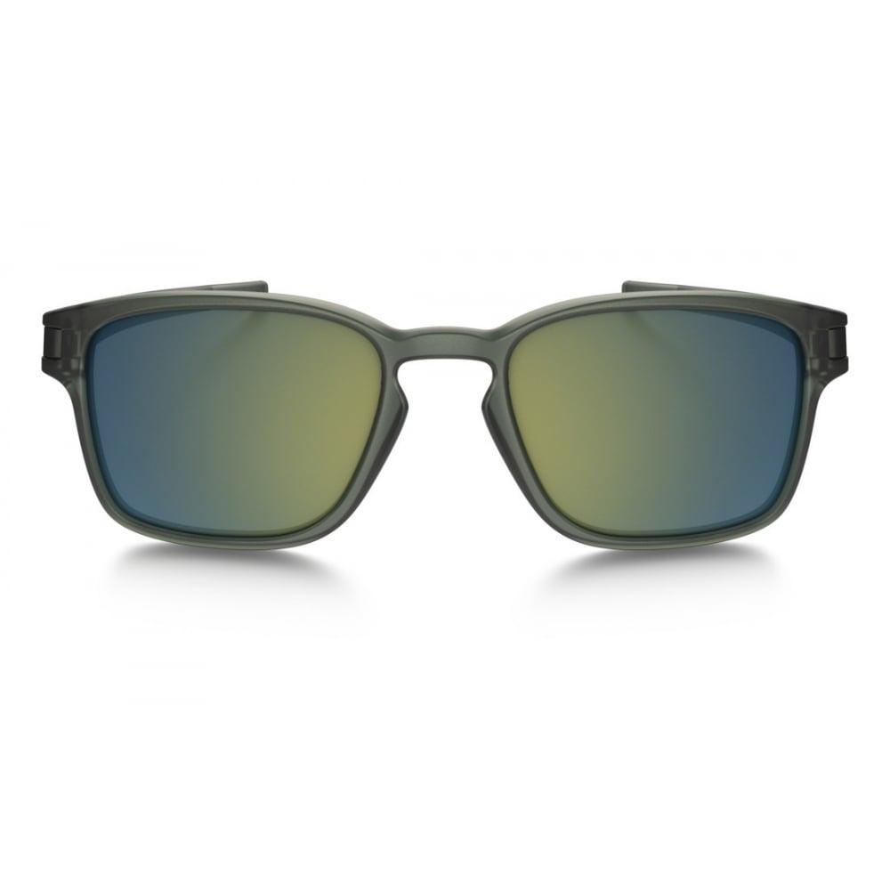 Oakley Latch Squared >> Oakley Latch Squared Sunglasses Matte Olive Ink Oo9353 08