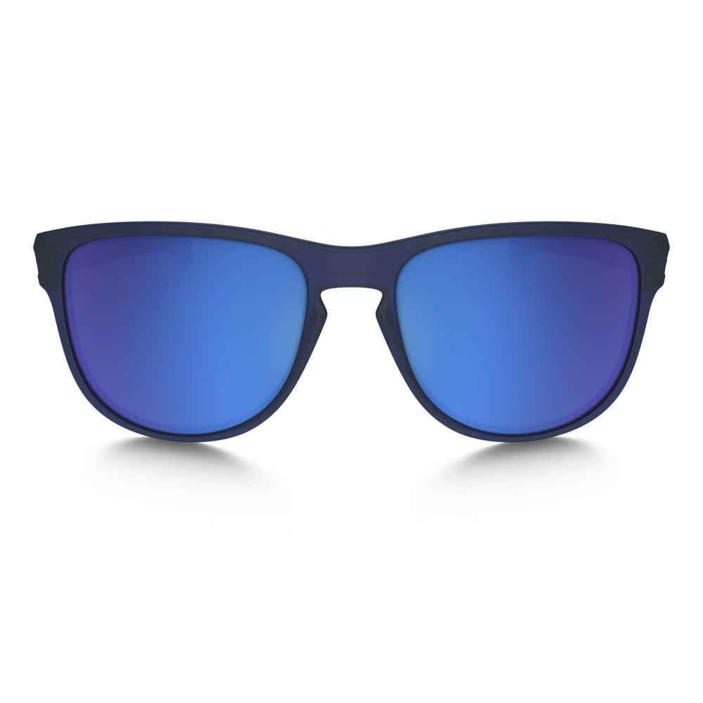 389342cf270 Oakley Sliver R Sunglasses Matte Crystal Blue OO9342-09