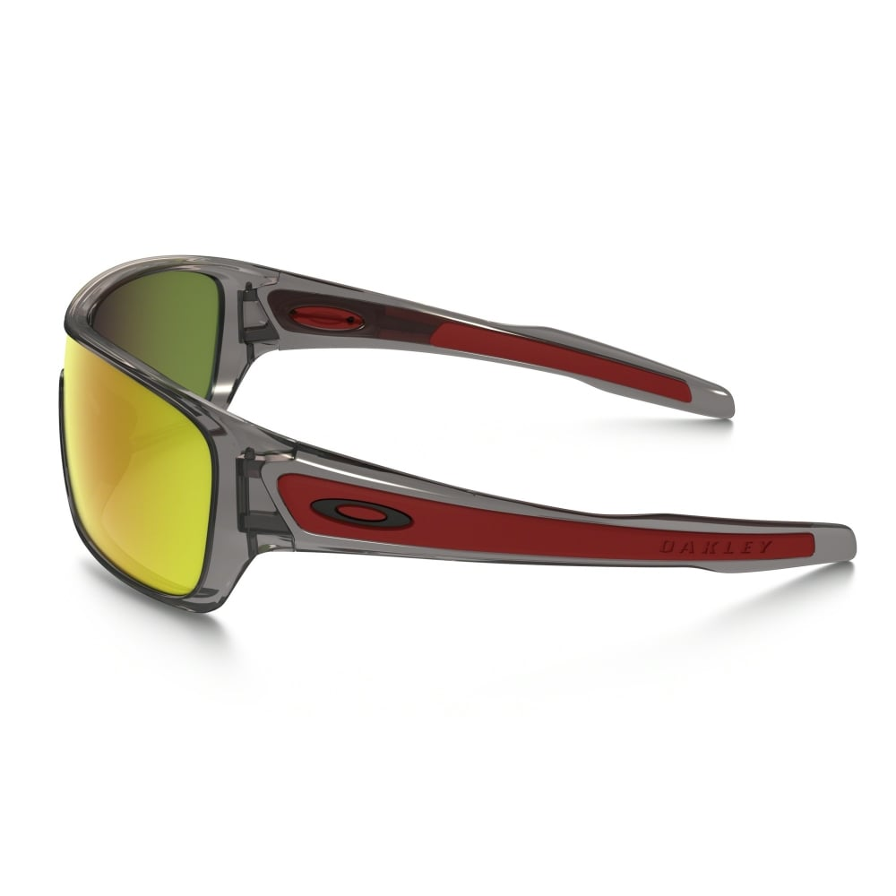 4224be64a1 Oakley Turbine Rotor Sunglasses Grey Ink OO9307-03