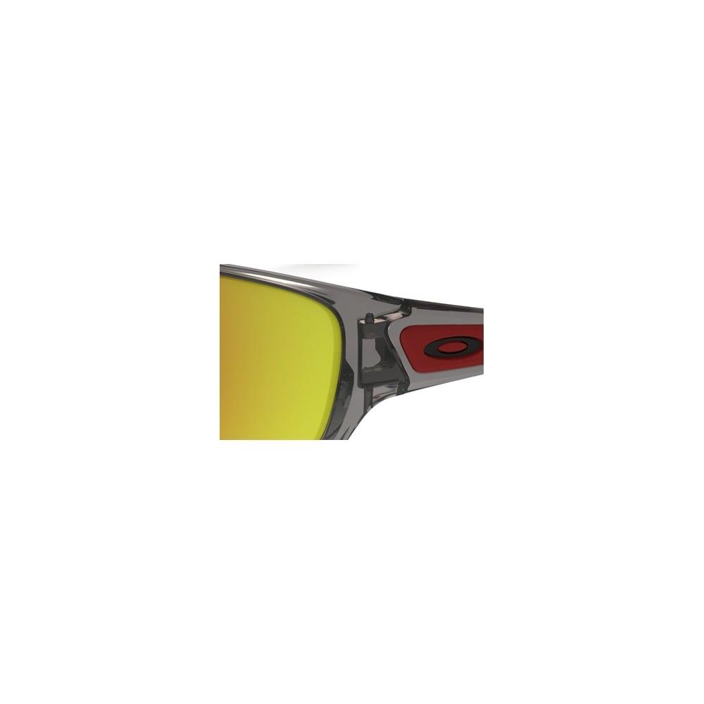 5c591a5b97 Oakley Turbine Rotor Sunglasses Grey Ink OO9307-03