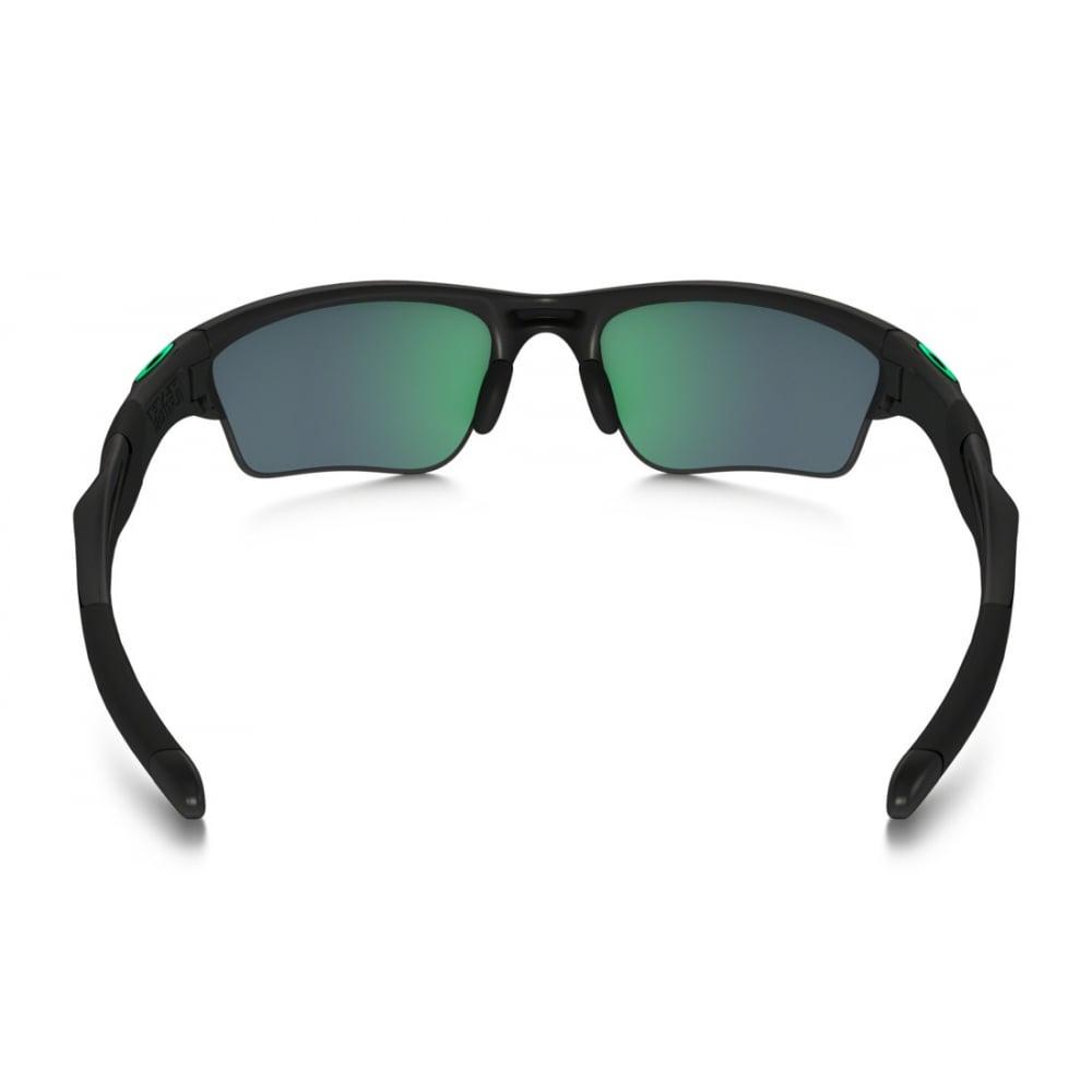 81f6429ff0 Polarized Oakley Half Jacket 2.0 XL Sunglasses Matte Black OO9154-34