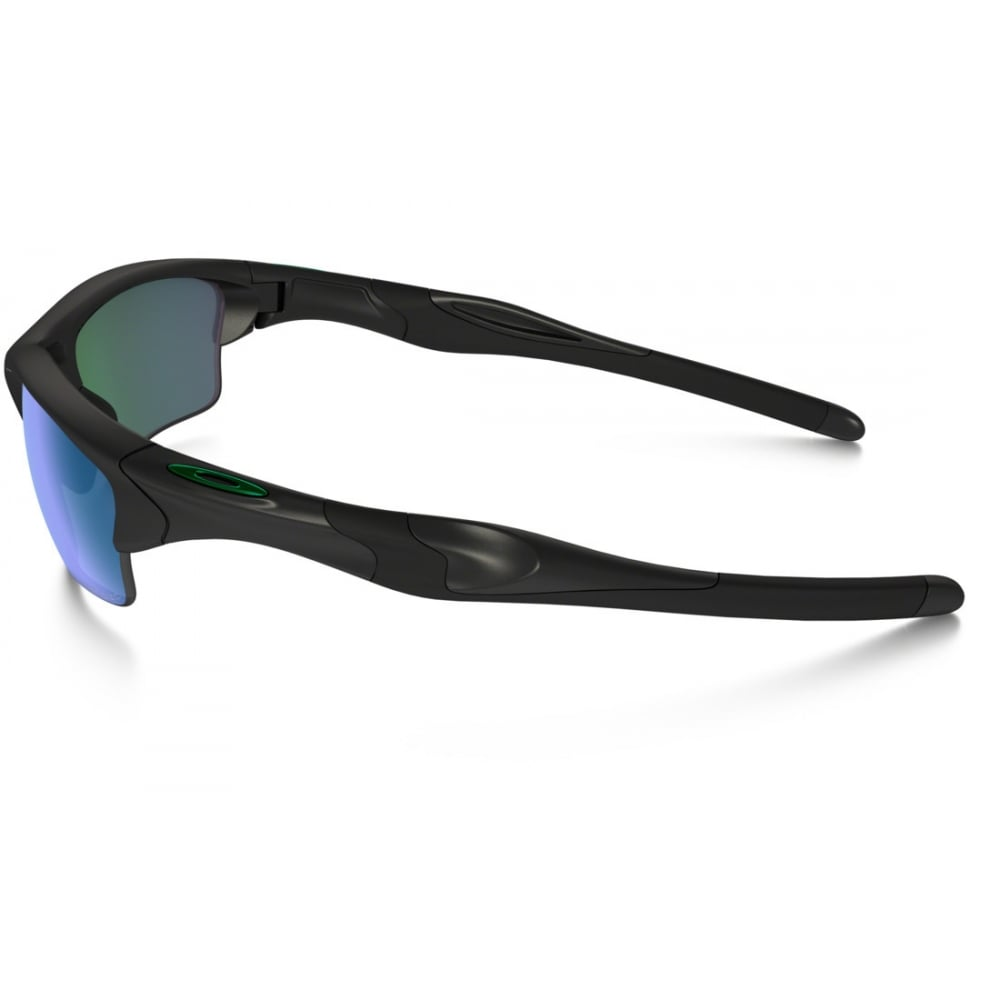 3ec98bde08b Polarized Oakley Half Jacket 2.0 XL Sunglasses Matte Black OO9154-34