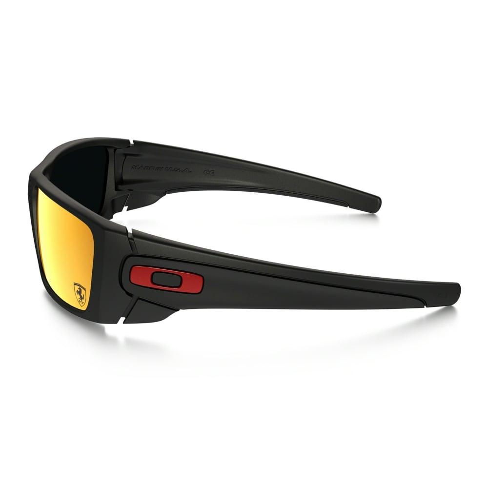 4c67895383 Oakley Fuel Cell Sunglasses Scuderia Ferrari Matte Black OO9096-A8