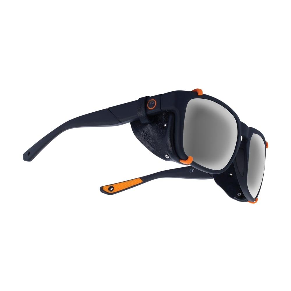 Dragon Mountaineer X Sunglasses Matte Black 28689-055 adfd525362