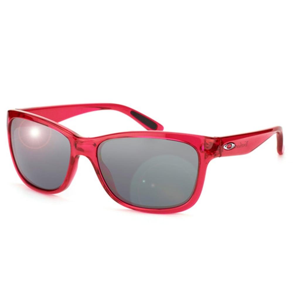 1a65d9c5d87 Oakley Womens Forehand Sunglasses Neon Pink OO9179-15