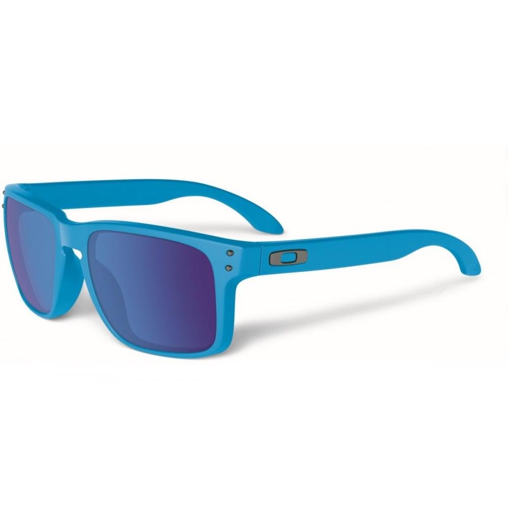 4e2ae8e85c Oakley Holbrook Sunglasses Matte Sky OO9102-73