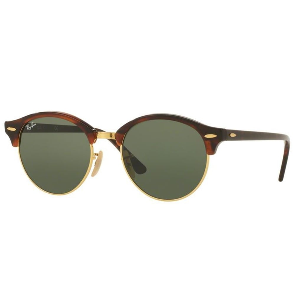 Ray-Ban Clubround Sunglasses Red Havana RB4246 990 58239c7833