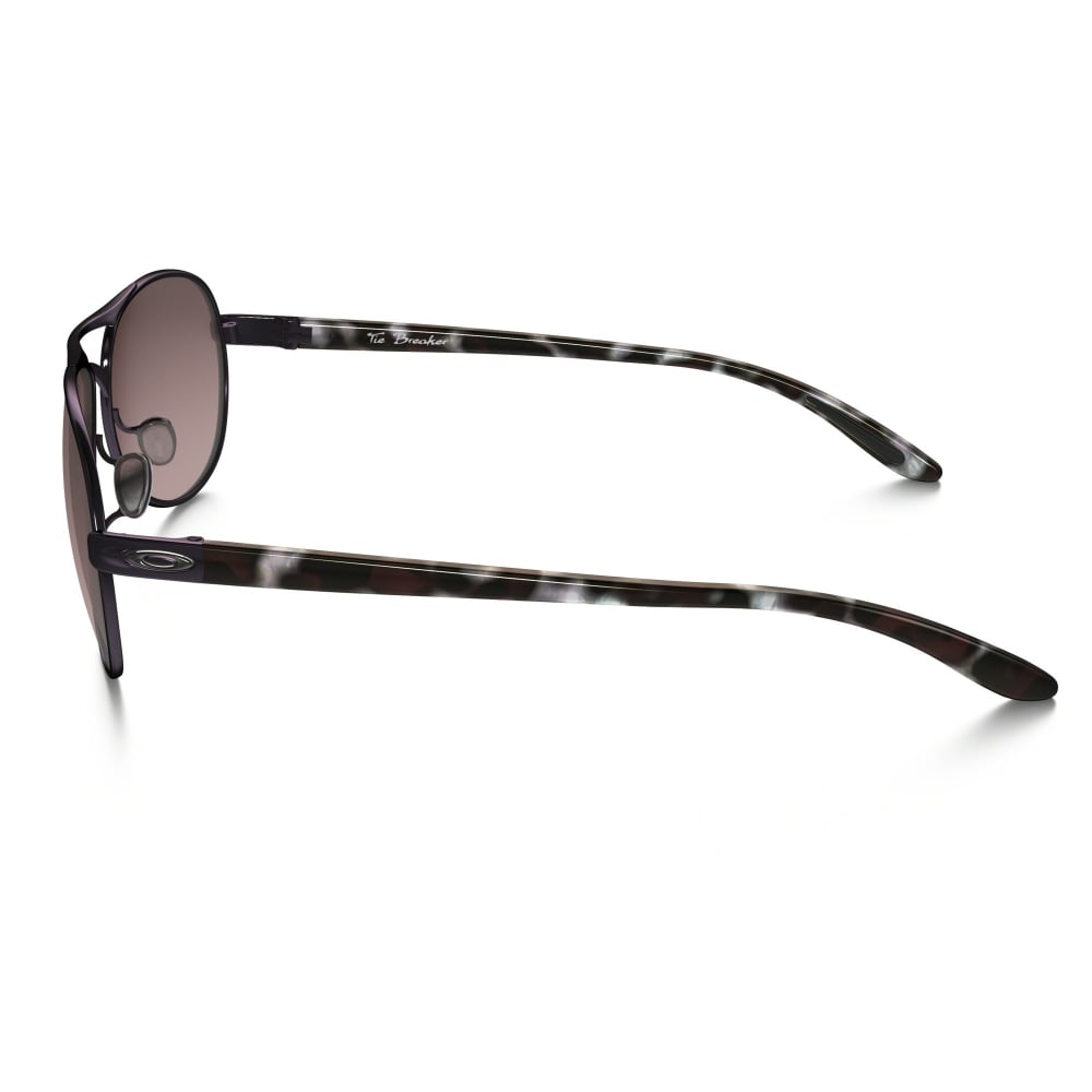 ac3047d7347 Oakley Womens Tie Breaker Sunglasses Blackberry OO4108-01