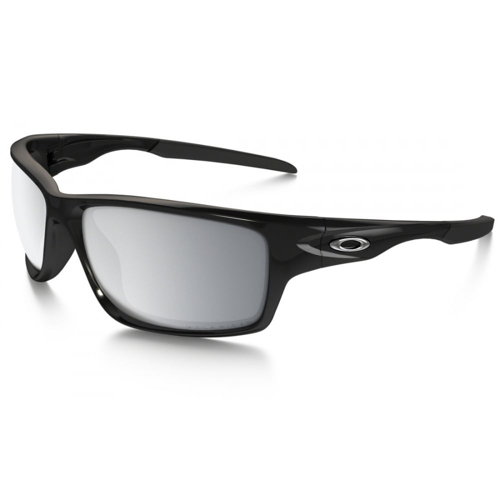 5b4de2d4ac Polarized Oakley Canteen Sunglasses Polished Black OO9225-08