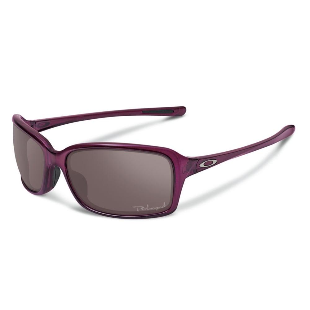 47185de5d2 Polarized Oakley Women s Dispute Sunglasses Crystal Raspberry OO9233-04