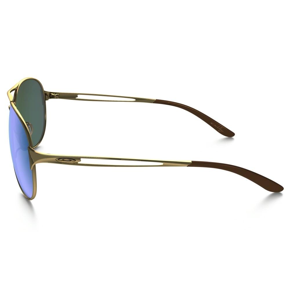 6ce028b6aa Oakley Women s Caveat Sunglasses Polished Gold OO4054-15