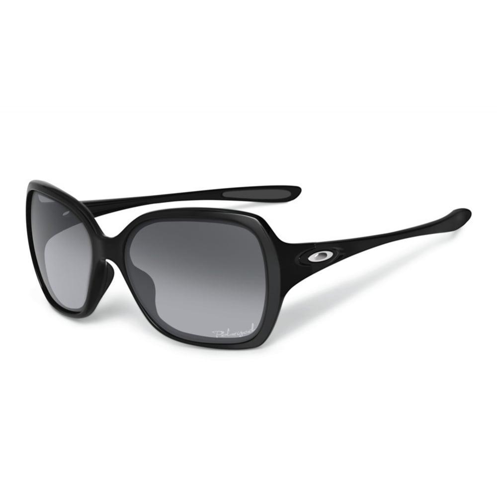 fc0323f515 Polarized Oakley Womens Overtime Sunglasses Polished Black OO9167-16