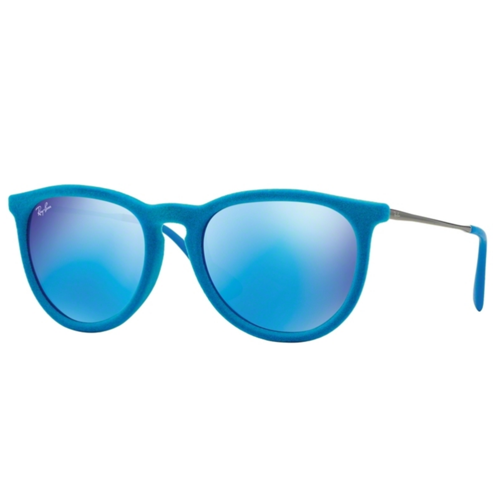Ray-Ban Erika Velvet Sunglasses Light Blue RB4171 607955 5e5d158628