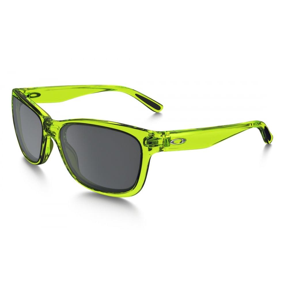 52241c6496c Oakley Womens Forehand Sunglasses Neon Yellow OO9179-13