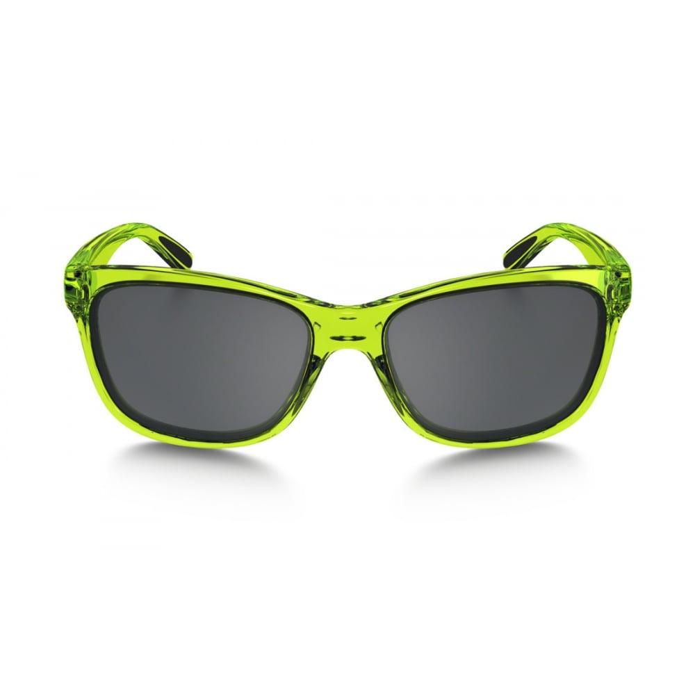 cfb930d95b4 Oakley Womens Forehand Sunglasses Neon Yellow OO9179-13