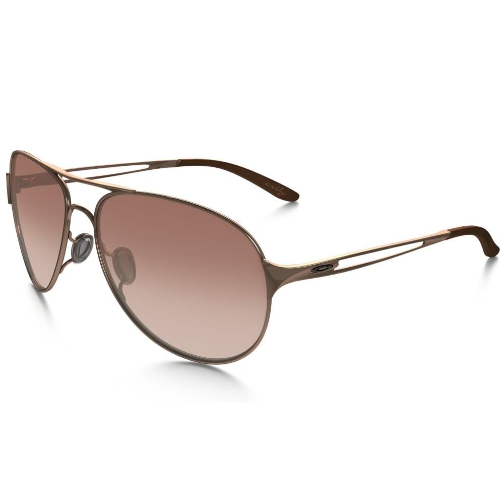 31656cc12687 Oakley Women's Caveat Sunglasses Rose Gold OO4054-01